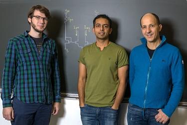 The Zurich researchers