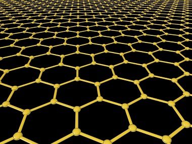 Artist impression of graphene