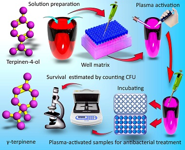 Schematic of the plasma potentiation method and subsequent testing. The simplicity and convenience of the technique make it suitable for wide adoption in the clinic.
