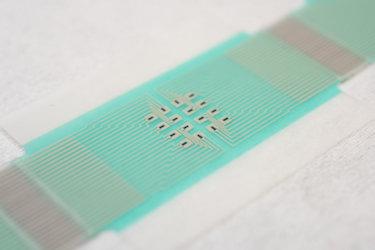The glucose sensor array