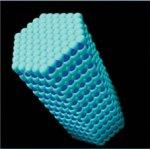 Nanowire on magnesium oxide