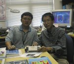 Nanotubes harden up under pressure: Zhongwu Wang and Yusheng Zhao discuss the project on carbon nanotubes and superhard materials
