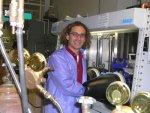 Nanocrystal researcher Ilan Gur