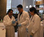 Nanoparticle researchers
