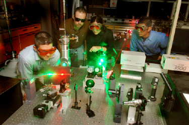 Light scattering experiments on polymeric nanostructures