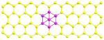 Boron-doped graphene