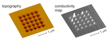 Nanocrystals in amorphous silicon