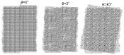 Figure 1: Moiré patterns