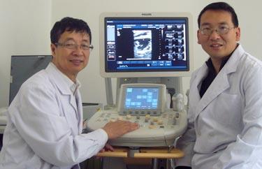 Evaluating contrast ultrasound imaging of novel nanobubbles