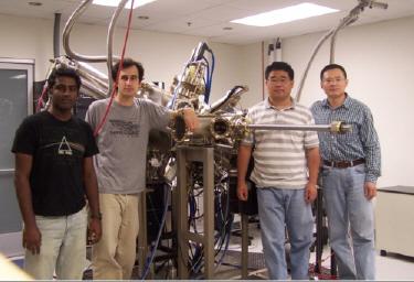 Quantum dot researchers