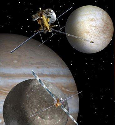 Jupiter pips Saturn for new space mission - physicsworld.com