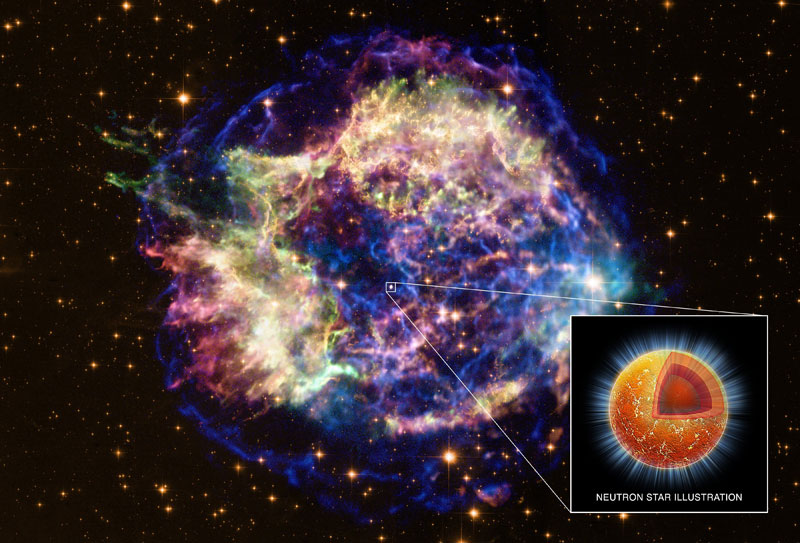neutron star nasa - photo #16