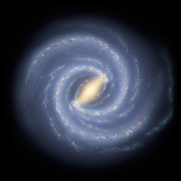 Các thiên hà xoắn ốc hình thành từ trong ra ngoài?