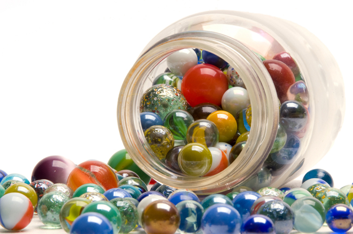 Jar Of Marbles Story : Nuclear inspection protocol inspired by game of marbles
