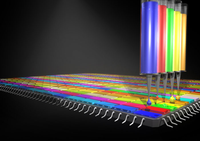 Spectrometer Made From Quantum Dots Is Compact And Low