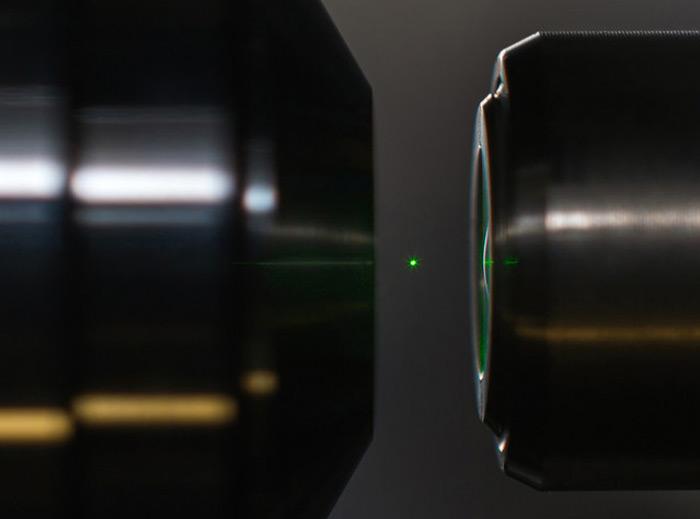 Levitating diamonds could improve motion sensors ...