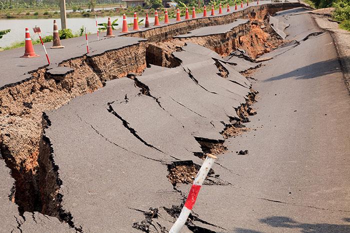 minimization of earthquake damage