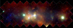 X-ray sources in the galactic centre