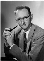 Owen Chamberlain in the 1950s