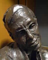Stephen Hawking bust