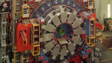 The CDF experiment at Fermilab
