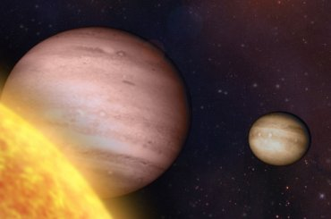 Exoplanet versions of Jupiter and Saturn