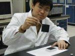 Nanotube paper