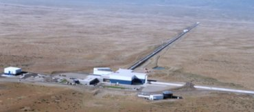 LIGO at Hanford, Washington