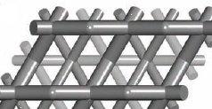 Meandering nanotubes