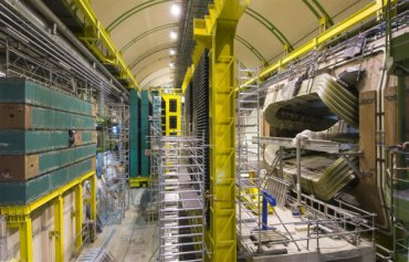 The LHCb experiment now has a slightly higher priority