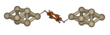 Stretching the molecular junction