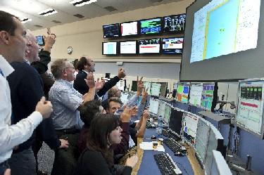 LHC restart
