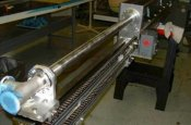 GammeV vacuum chamber