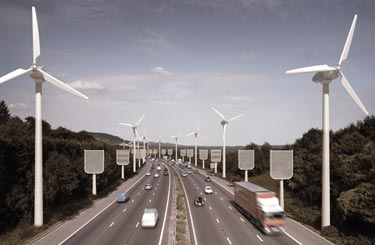 On the low-carbon highway
