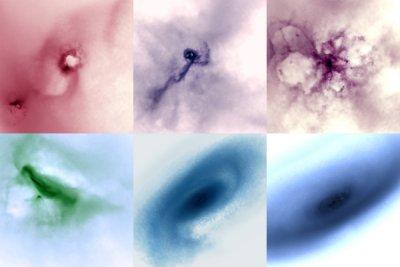 A bulgeless dwarf galaxy emerges in simulation