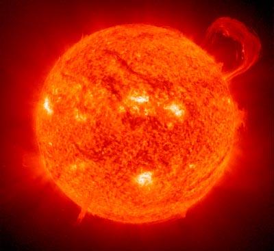 Is the Sun gobbling up dark matter?