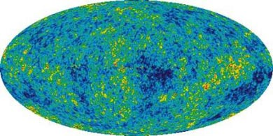 The cosmic microwave background as seen by WMAP