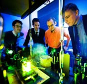 Bonn physicists and their photon BEC