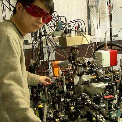 Quantum logic spectroscopy in action at NIST