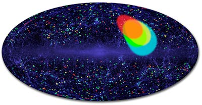 Strange goings-on in the cosmic microwave background