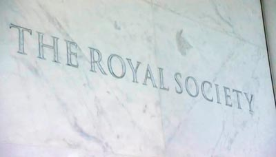 Royal Society warns of scientific decline
