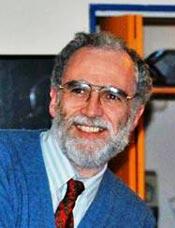 Astrophysicist Martin Gaskell