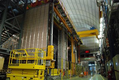 OPERA neutrino experiment