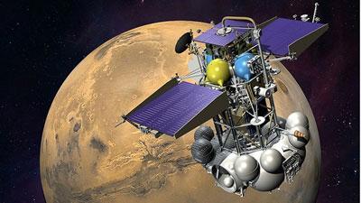 The Phobos-Grunt spacecraft