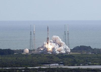 Launch of Curiosity