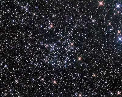 Image of the NGC 6881 cluster