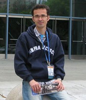 Photo of Omid Kokabee