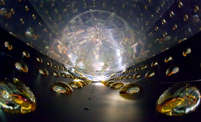 The neutrino detector at the Daya Bay Reactor Neutrino Experiment