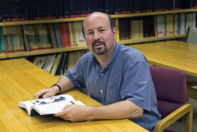Climate scientist Michael Mann
