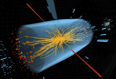 A proton-proton collisions at CMS